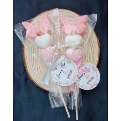 Caja regalo jabones de Navidad
